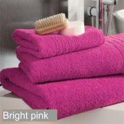 spa bright pink