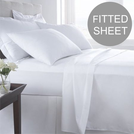 EGYPTIAN 400 FITTED SHEET GROUP