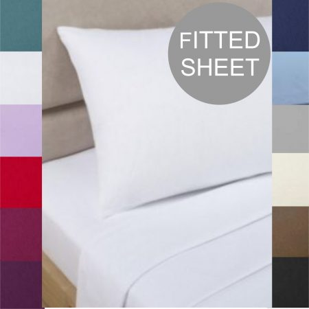 essential fitted sheet