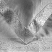 como grey duvet pillowcase