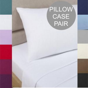 essential pillowcases