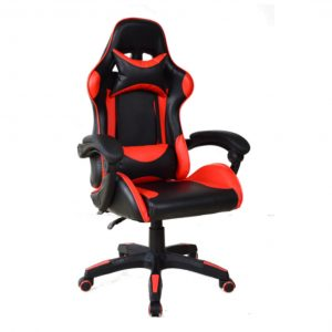 red gaming chair 3